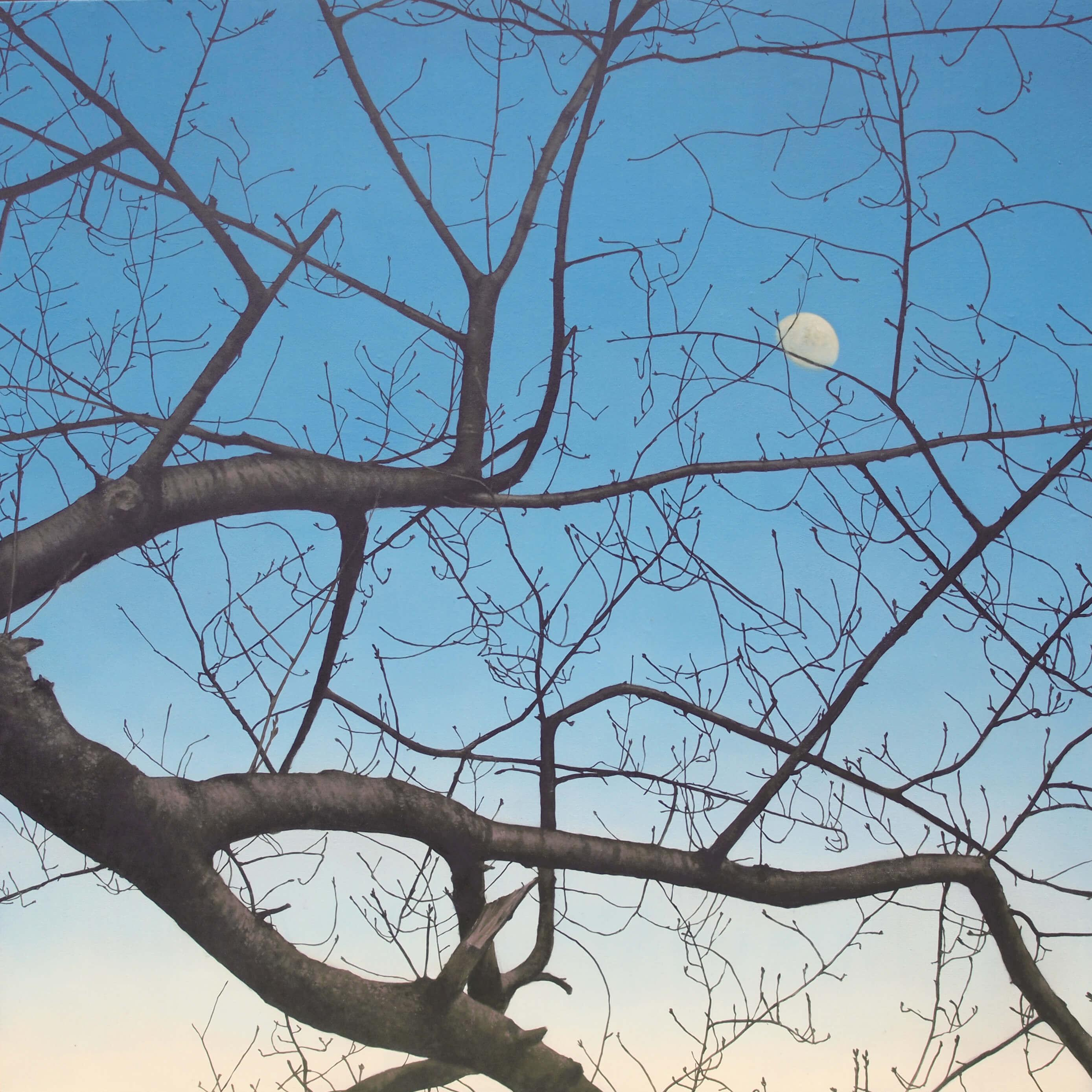 bud and moon