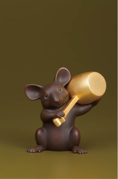 [Uchide-no-Nekichi]/Mouse of mallet of Luck