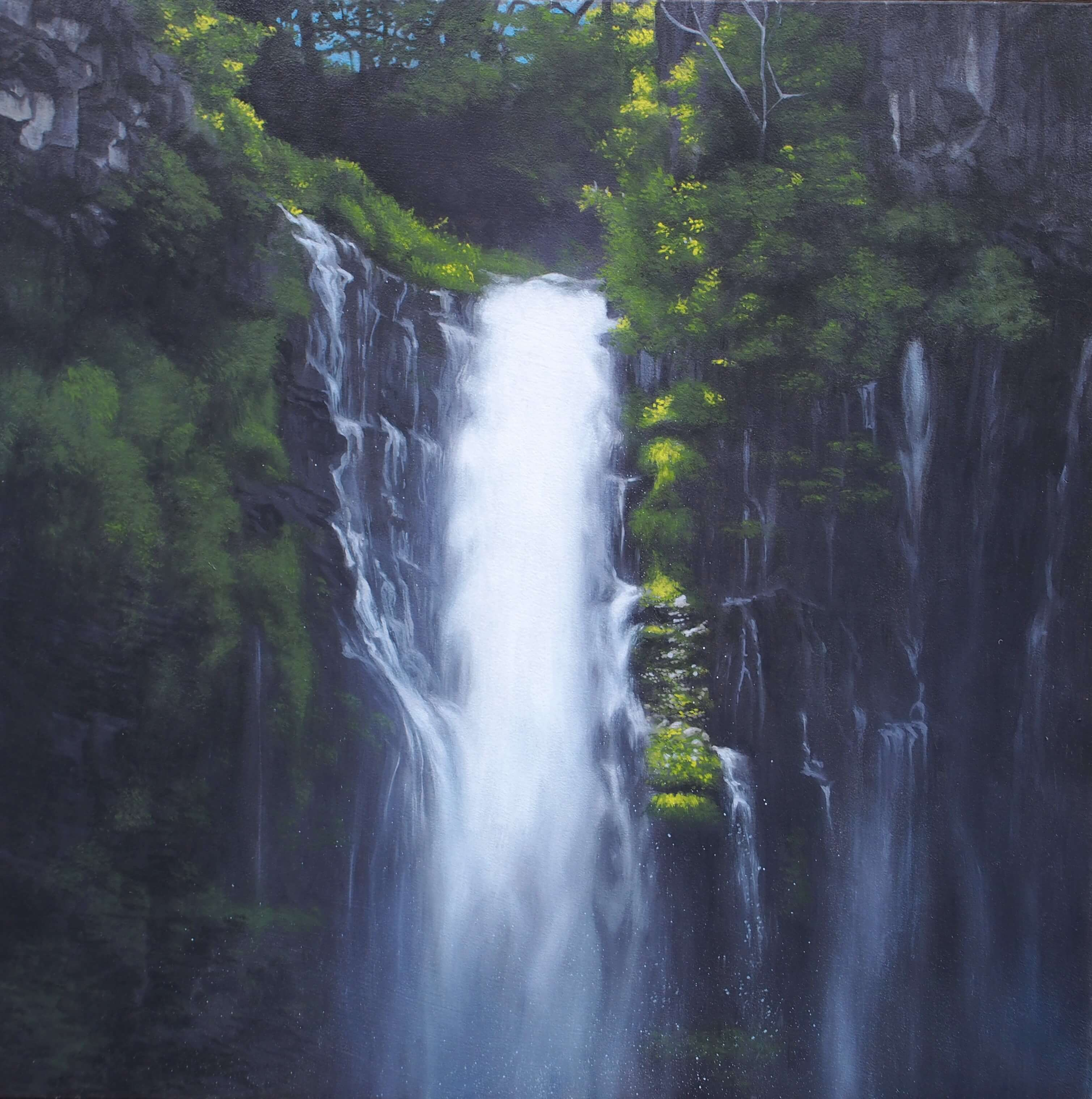 The sound of a waterfall -Shiraito no Taki-
